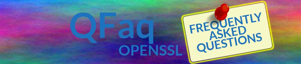 qfaq openssl